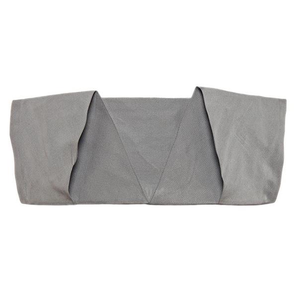 Costume National ZR61211861 Women Gray Belt