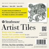 Strathmore Paper Pad, 6 x 6 Inches, 20 Sheets