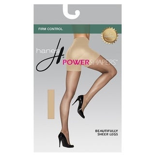 Hanes Women's Firm Control Power Shapers - M