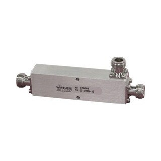 Wireless Solutions - 698-2700 MHz 10dB Directional Coupler