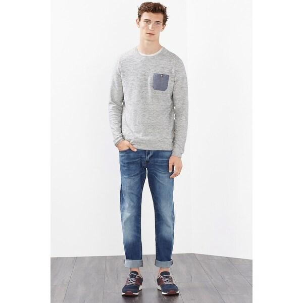 Men'S Jumper In Grey