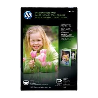 """Hewlett Packard CR759A HP Everyday Photo Paper - 4"""" x 6"""" - 53 lb Basis Weight -"""