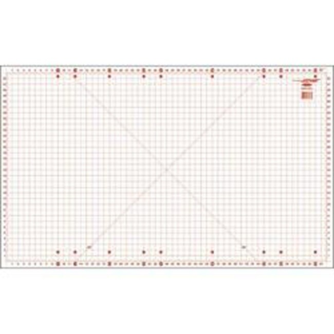 "36/""X59/"" Cutting Mat For Home Hobby Table WHITE"