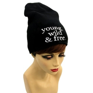 Young Wild Free Beanie