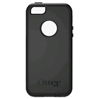 OtterBox Commuter Case for Apple iPhone SE/5s/5 - Black|https://ak1.ostkcdn.com/images/products/is/images/direct/e4c34054620a15380f25d20f16db5cc06ef5e754/OtterBox-Commuter-Case-for-Apple-iPhone-SE-5s-5---Black.jpg?impolicy=medium