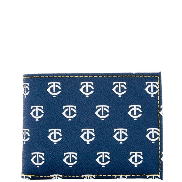 Dooney & Bourke MLB Twins Credit Card Billfold (Introduced by Dooney & Bourke at $68 in Jul 2015)