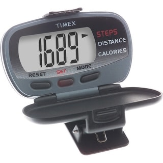 Timex ironman pedometer w/ calories burned