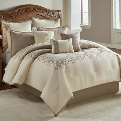 Riverbrook Home Hillcrest 10 Piece Comforter Set