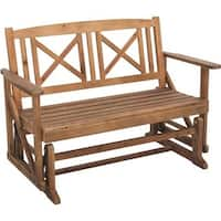 Jackpost Shanghai-A Decorative Glider Bench JN-206NC Unit: EACH