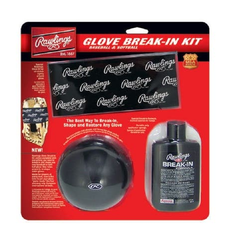 Rawlings RAWBRKIT Baseball/Softball Glove Break-In Kit