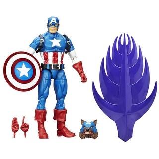 "Captain America Marvel Legends 6"" Action Figure Captain America - multi"