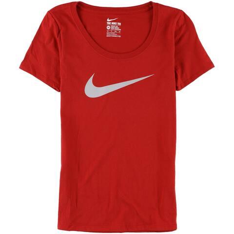 Nike Womens Logo Graphic T-Shirt