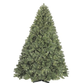 Christmas at Winterland WL-TRSQ-09 9 Foot Classic Sequoia Christmas Tree with Metal Stand Indoor / Outdoor