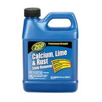 Zep Commercial ZUCAL32 Calcium Lime & Rust Remover, 32 Oz