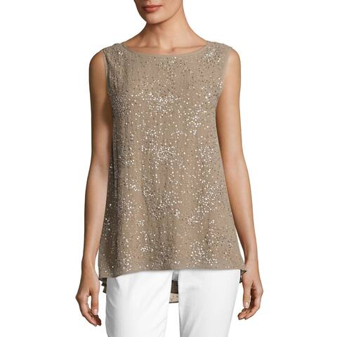 0ad8a8581104b6 Eileen Fisher Tops | Find Great Women's Clothing Deals Shopping at ...