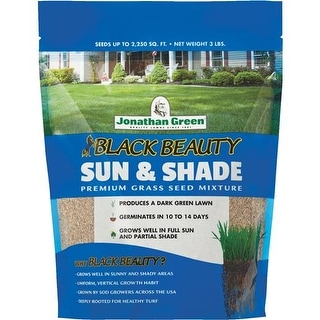 JONATHAN GREEN 3Lb Sun & Shade Seed 12002 Unit: BAG