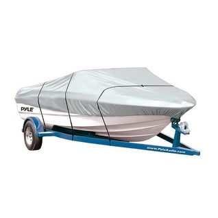 Armor Shield Boat Cover 20'-22'L Beam Width to 106'' V-Hull Runabouts Outboards & I/O