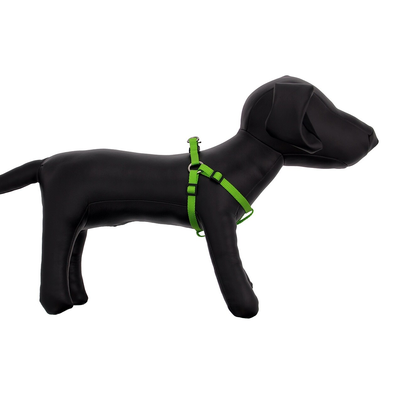 Guardian Gear Two-Step Dog Harness - Electric Lime (Electric Lime - 9-15)