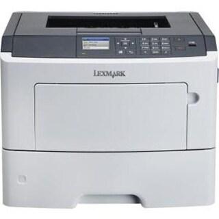 Lexmark Ms617dn Compact Laser Printer, Monochrome, Networking, Duplex Printing