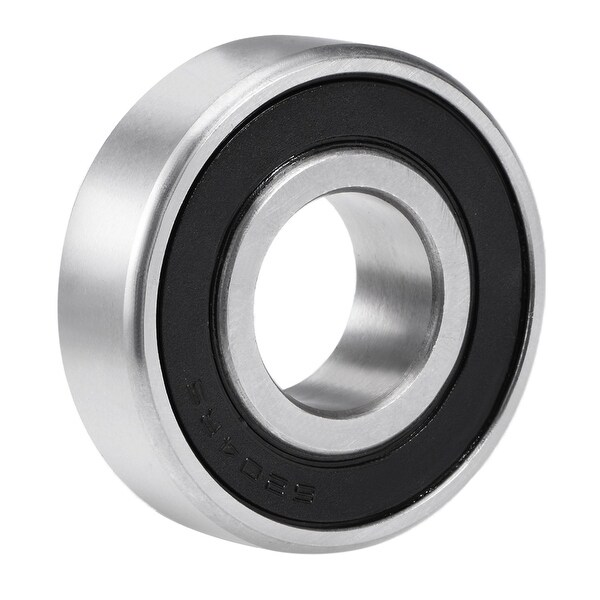 6204-2RS Deep Groove Ball Bearing 20mmx47mmx14mm Sealed Chrome Steel Z2 Bearings - 6204-2RS (20*47*14) (Z2 Lever)