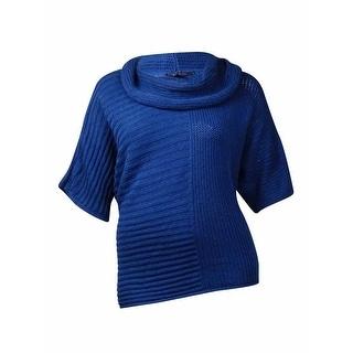 Style & Co. Women's Dolman Sleeve Cowl Neck Sweater