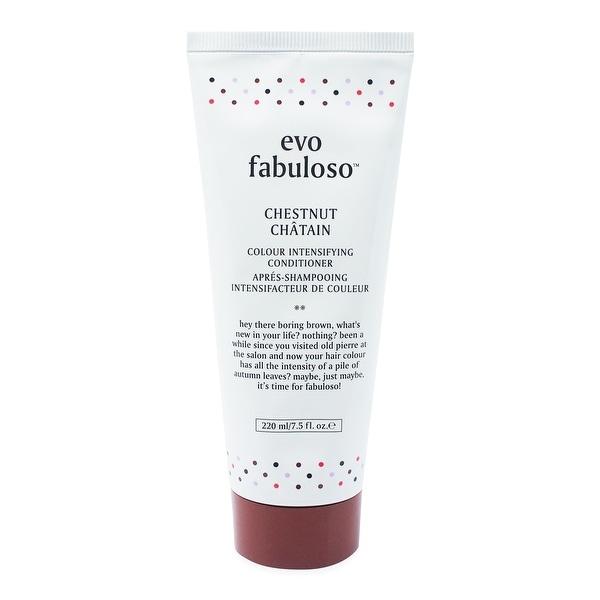 EVO Fabuloso Chestnut Colour Intensifying Conditioner 7.5 Oz