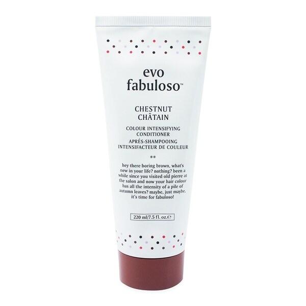 EVO Fabuloso Chestnut Colour 7.5-ounce Intensifying Conditioner