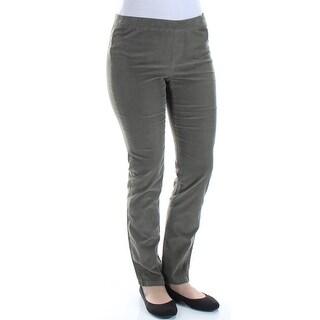 Womens Green Pants Petites Size S