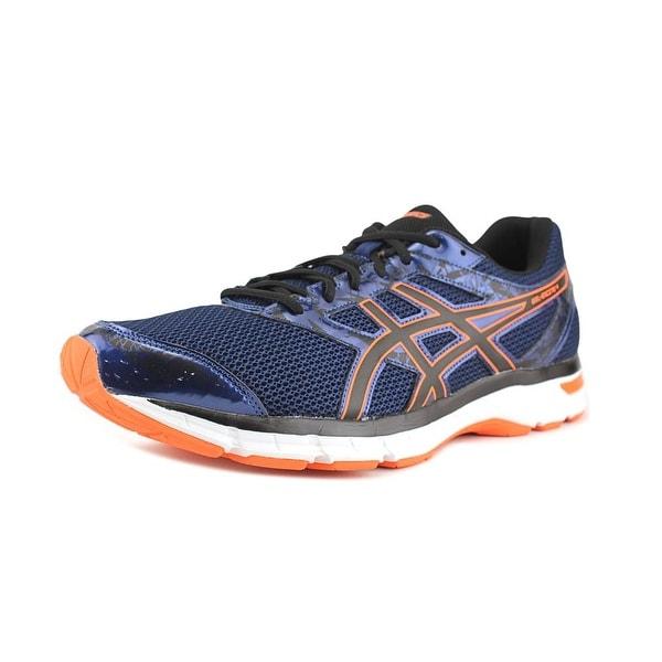 Asics Gel-Excite 4 Men Poseidon/Black/Hot Orange Sneakers Shoes