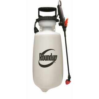 RoundupA 190487 Multi-Use Home & Garden Sprayer w/ 3-Way Nozzle System, 2-Gal