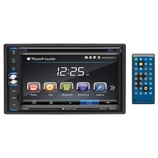 """Planet Audio D.Din Am/Fm/Cd/Dvd 6.5"""" Touchscreen Bt"""