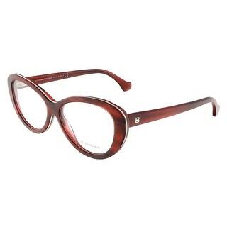 Balenciaga BA5044/V 068 Red Butterfly prescription-eyewear-frames - 54-14-140
