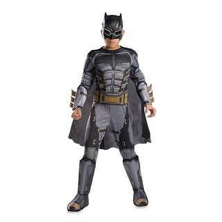 Justice League Movie Tactical Batman Deluxe Costume Child