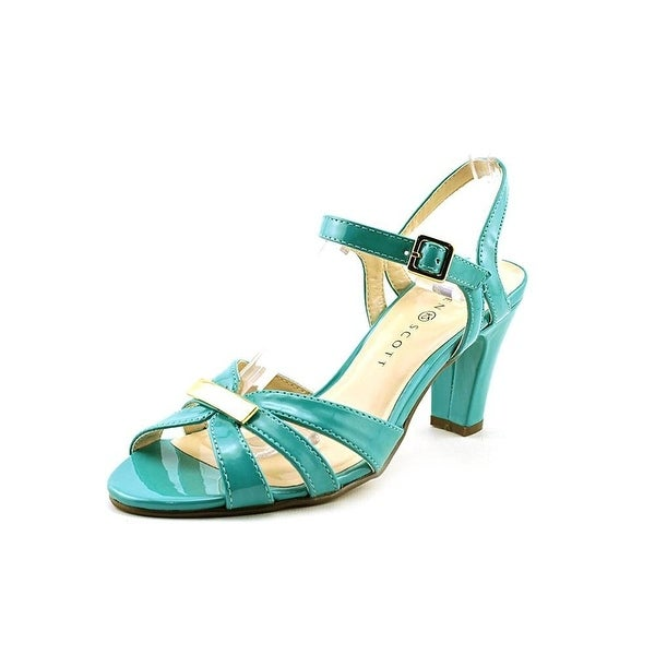 Karen Scott Womens LILAA Open Toe Casual Strappy Sandals