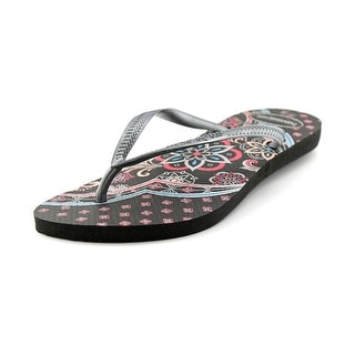 Havaianas Slim Thematic Open Toe Synthetic Flip Flop Sandal