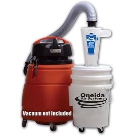 Oneida Air Systems AXD000004 Dust Deputy Deluxe, 5 Gallon