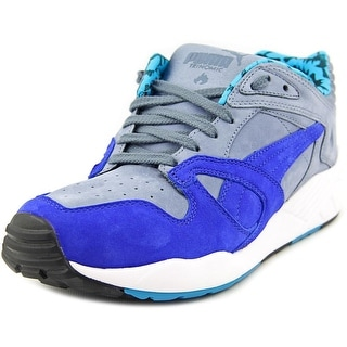 Puma XS850 x Hanon Adventurer Round Toe Leather Sneakers
