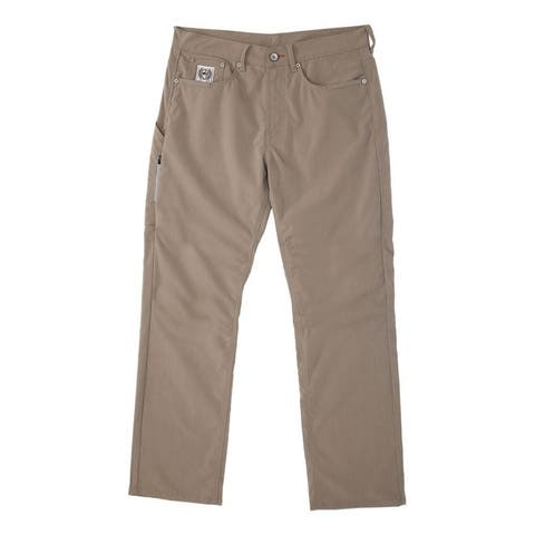 Cinch Western Pants Mens White Label Straight Leg Cargo