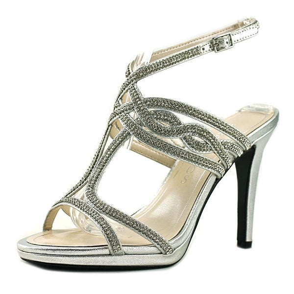 Caparros Heather Women Metallic Sandals