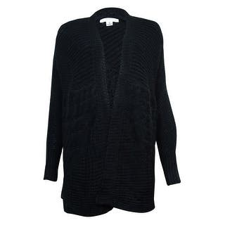 John Paul Richard Women's Mix-Knit Dolman Open Cardigan|https://ak1.ostkcdn.com/images/products/is/images/direct/e4e2ced2d0e3dbdb1a2a14f4399ba0b74890b825/John-Paul-Richard-Women%27s-Mix-Knit-Dolman-Open-Cardigan.jpg?impolicy=medium