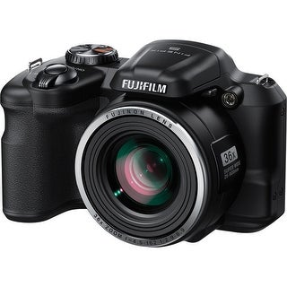 Fujifilm FinePix S8600 Digital Camera (International Model)