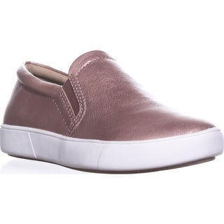naturalizer Marianne Slip-On Fashion Sneakers, Rose Gold