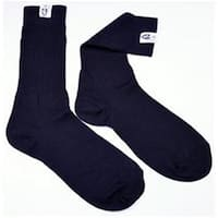 Racequip RQP-411993 Medium Socks - Black