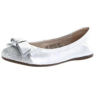 Venettini Girls Emily Dress Flats Shoes