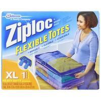"Ziploc 70161 Flexible Totes, 10 Gallon, 16"" x 13"" x 10.9"""