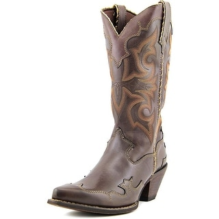 Durango RD5512 Women Pointed Toe Leather Western Boot