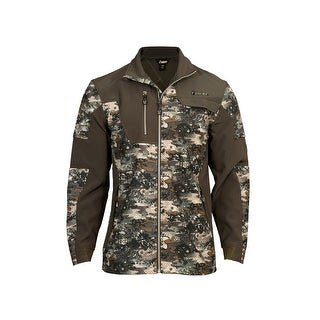 Rocky Outdoor Jacket Mens Zip Camo 2-Layer Venator Camo HW00156