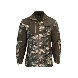 Rocky Outdoor Jacket Mens Zip Camo Functional 2-Layer - venator camo