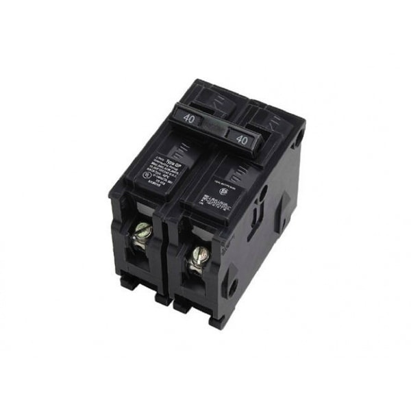 Connecticut Electric VPKICBQ220 Double Pole Interchangeable Circuit Breaker, 20A