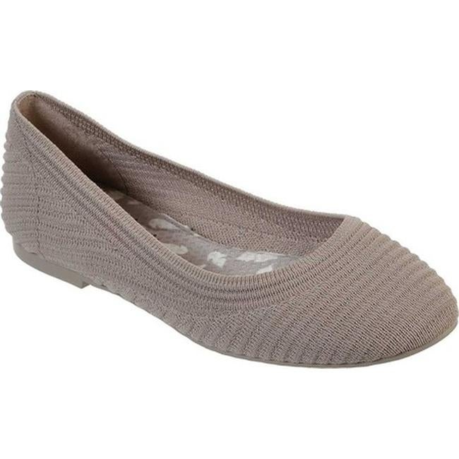 Casey Ballet Flat Taupe